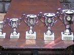 poháry pro nejlepší