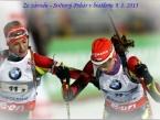 Světový  Pohár - Biatlon -  štafeta ženy 4x6km