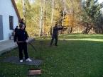 Cvičná střelba 28.10.2015